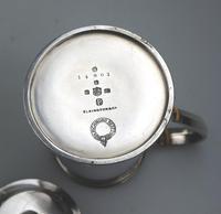 Extremely Rare Silver Plate Elkington Novelty Moorish Coffee Pot c.1901 (8 of 11)