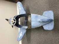 Airflow Collectibles inc. Child's A22 Navy Pedal Aeroplane (8 of 9)