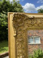 Early 19th Century Large Gilt Mirror (5 of 10)