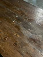 Huge Rustic French Oak Farmhouse Dining Table (19 of 35)