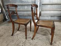 Pair of Beautiful Regency Chairs (3 of 4)