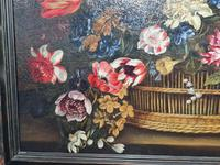 18th Century Flemish Painting, Oil on Panel (3 of 10)