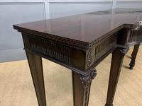 Maple and Co Mahogany Dining Suite (11 of 36)