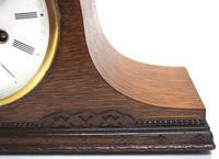 Good Napoleon Hat Shaped Mantel Clock – Striking 8-day Mantle Clock (4 of 11)