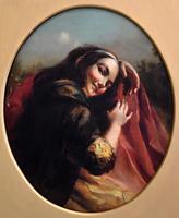 Oil Painting of Kate Kearney - Irish Beauty (4 of 9)