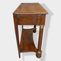 Early 19th Century French Empire Console Table (12 of 13)