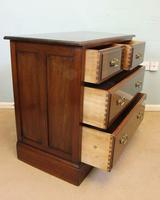 Antique Walnut Chest of Drawers (9 of 9)
