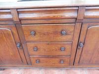 Rustic Pine Dresser Base 6 Drawer 1800 (8 of 10)