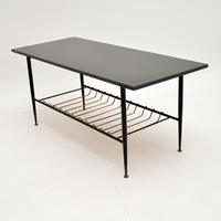 Vintage Brass & Formica Coffee Table  by JWC Payne (11 of 12)