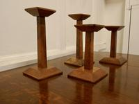 Collection of 4 Wooden Shop Window Display Stands (2 of 5)
