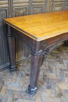 Country House Gothic Serving Table / Console Table (6 of 9)