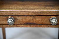 Antique Mahogany Nightstand (5 of 11)