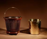 Beautiful Mahogany Tea Stove Bucket / Peat Bucket Jardinière (8 of 11)