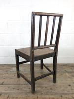 Harlequin Set of Four Welsh Farmhouse Chairs (16 of 16)