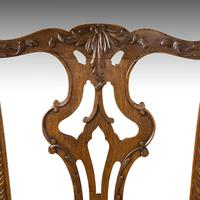 Attractive Late 18th Century Mahogany Single Chair (5 of 5)