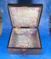Victorian Figured Walnut Box (10 of 10)