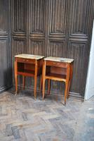 Superb Pair of French Bedside Cabinets (4 of 10)