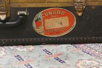 American Fitted Steamer Trunk or Cabin Wardrobe by Luxor (2 of 8)