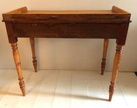 Pine Washstand With One Drawer (5 of 6)