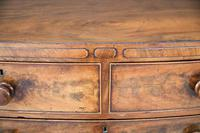 Antique George IV Mahogany Chest of Drawers (11 of 12)