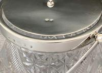 Superb Silver Mounted Victorian Biscuit Barrel (7 of 7)