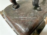 Roger De Minvielle - Bronze - Standing Horse (5 of 5)