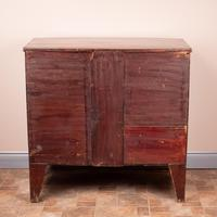 19th Century Mahogany Bow Fronted Chest of Drawers (2 of 15)