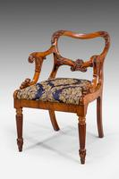 Set of Eight Regency Period Dining Chairs (4 of 5)