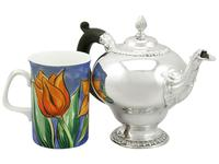 Sterling Silver Teapot - Antique George III (2 of 9)