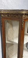 Quality French Vernis Martin Display Cabinet (10 of 13)