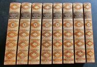 1826 History of the Rebellion & Civil Wars in England Earl of Clarendon Complete in 8 Volumes