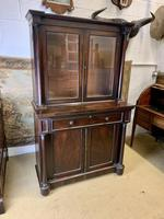 19th Century Rosewood Secrétaire Bookcase (2 of 7)