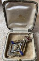 Silver Gilt Victoria 1897 Jubilee Masonic Commemorative (2 of 5)