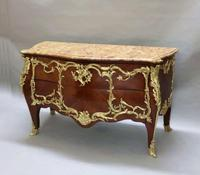 French Louis XV Style Chest of Drawers by E Kahn (11 of 11)