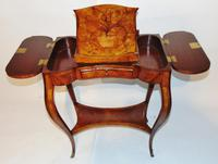 Louis XV Kingwood & Marquetry Poudreuse (4 of 15)
