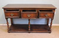 Quality Oak Sideboard Dresser Base (3 of 11)