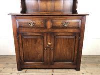 Early 20th Century Oak Dresser (5 of 15)