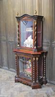 Antique Italian Display Cabinet (3 of 9)