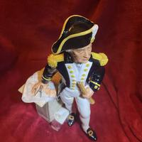 "Royal Doulton Figurine Titled ""The Captain"" Model Number (9 of 10)"