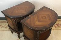 French Empire Style Cabinets Bedside Tables (13 of 16)