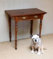 Late 19th Century Ash Side Table (7 of 10)