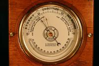 The Life-buoy Marine Barometer by Dollond c.1885 (2 of 7)