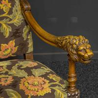 Pair of Throne Chairs (8 of 11)