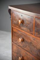 Antique Victorian Mahogany Chest of Drawers 228443 (5 of 12)