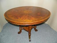 Outstanding Mahogany Centre Table (7 of 8)