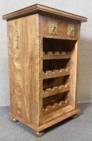 Barker and Stonehouse Flagstone Wine Rack / Wine Cabinet (2 of 9)