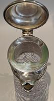 Claret Glass Jug (2 of 7)