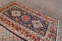 Good antique Luri carpet 250x156cm (5 of 10)