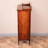 Inlaid Rosewood Music Display Cabinet (8 of 15)