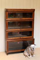 Oak Stacking Bookcase (6 of 10)